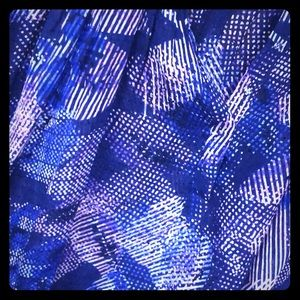 Rebecca Taylor 100% silk print